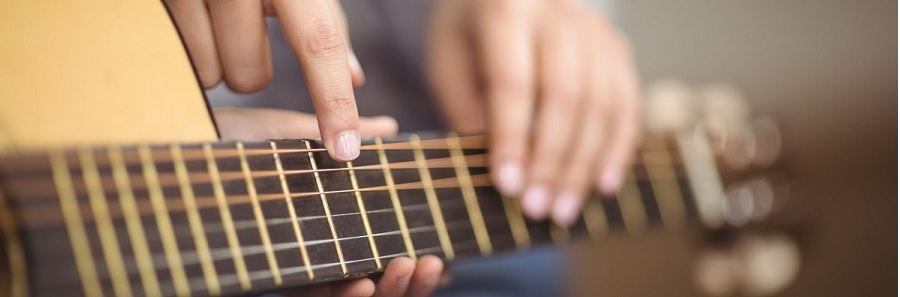 In Home and Online Guitar Lessons